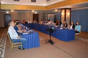 The First Stakeholders' Consultative Group Meeting within WMTR II
